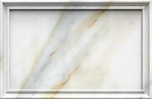 استونیت طرح کریستال سفید White Crystal