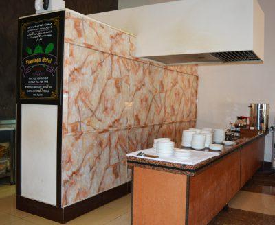 پروژه هتل فلامینگو کیش