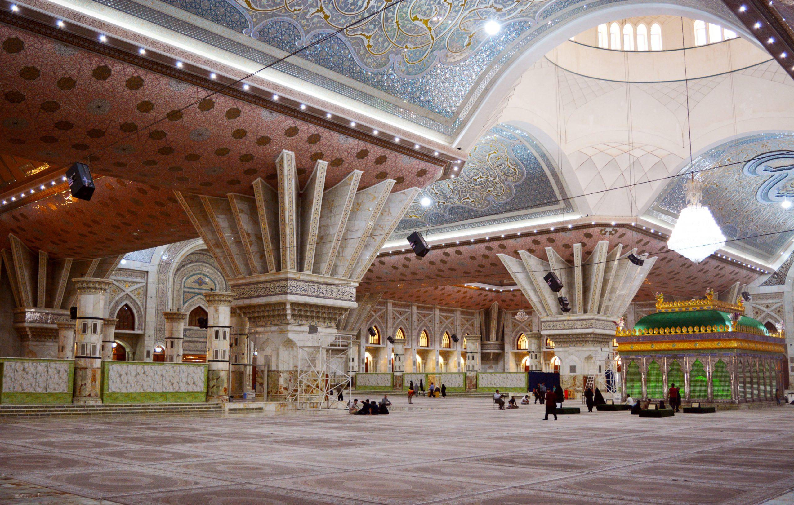 پروژه حرم امام خمینی